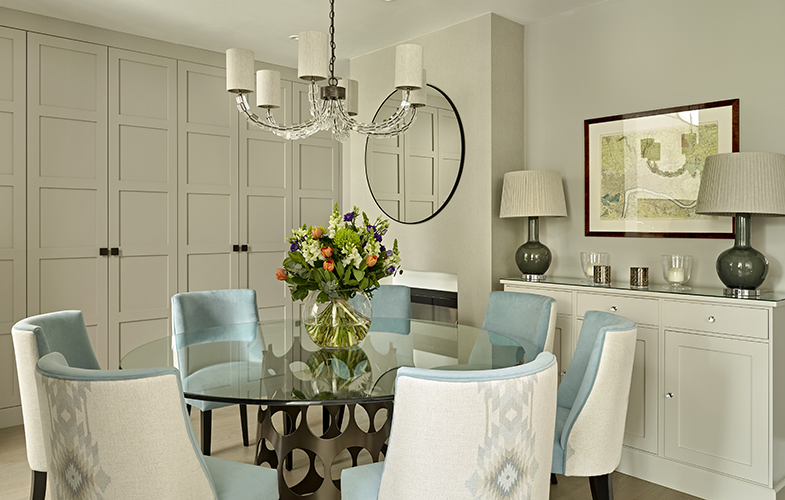 Dining Room Furniture Designs for home renovation in Wimbledon