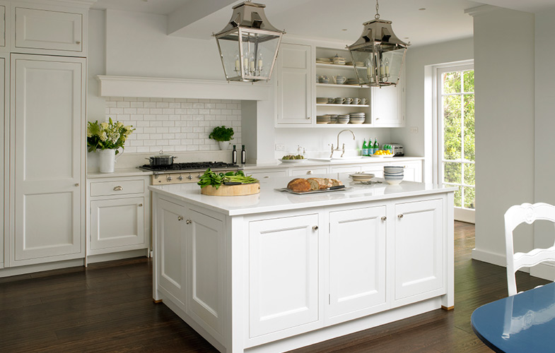 Wandsworth Country style kitchen