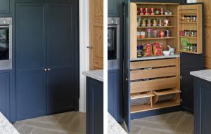 Esher Kitchen pantry cabinet design