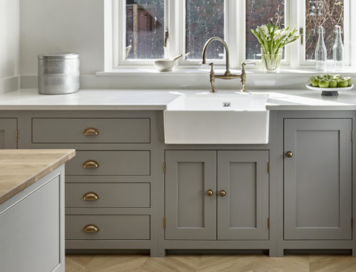 Style Guide: Help Choosing Your Kitchen Handles