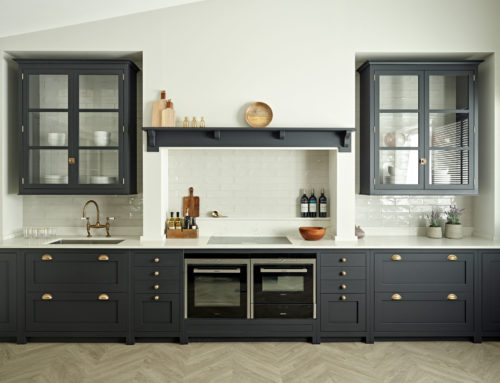 In Detail: Our 'Midnight Blue' Shaker Kitchen