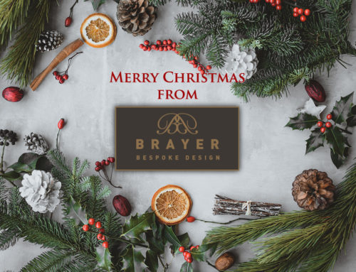 It's that time of the year again… Merry Christmas from Brayer Design