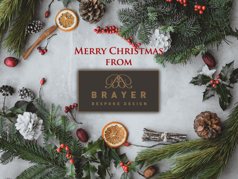 Merry Christmas Greeting from Brayer - 2019