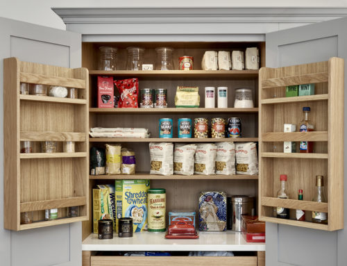 Why One of Our Pantry Designs is Creating Quite a Stir…